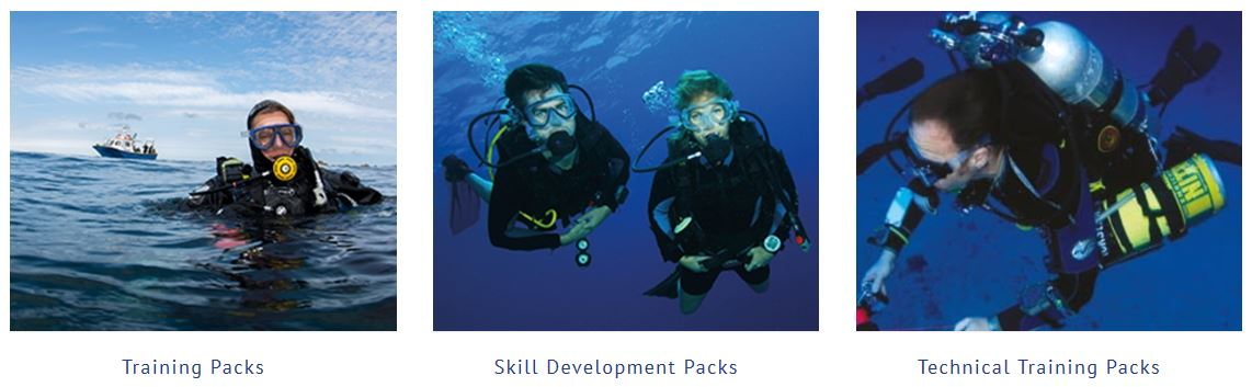 BSAC Training Packs